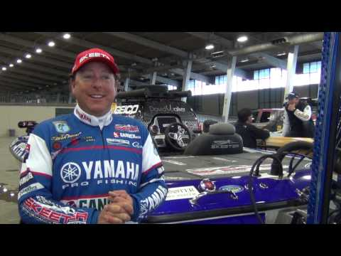 Media Day Reactions from the 2013 Bassmaster Classic