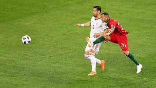 Ricardo Quaresma's Signature Move - The Trivela