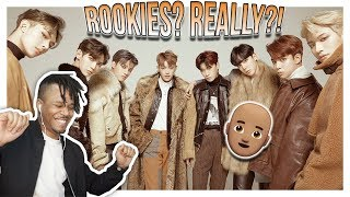 Reacting To ATEEZ (에이티즈) - 'Say My Name' Official MV | Rookies? How?!