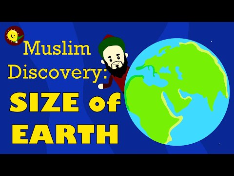 Size of Earth: Muslim Discovery | Muslim Heroes & Inventors | Islamic Cartoon for Kids: IQRA Cartoon