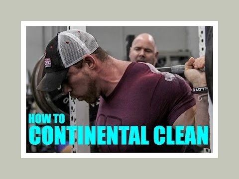 How to Continental Clean & Press and some History