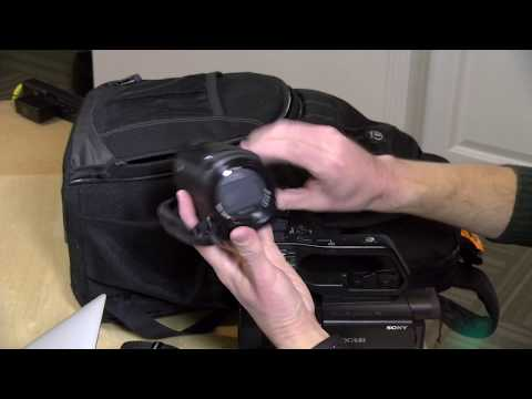 Behind the scenes: What's in My Field production kit