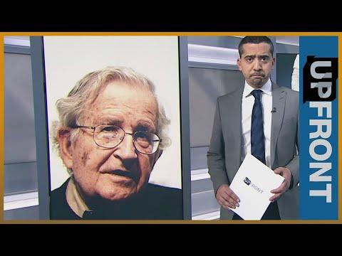 Noam Chomsky on Clinton vs Sanders - UpFront