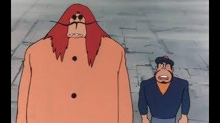 未来少年コナン 第06話 「ダイスの反乱」