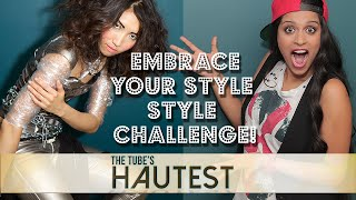 Embrace Your Style, Style Challenge! | The Tube's Hautest // I love makeup.