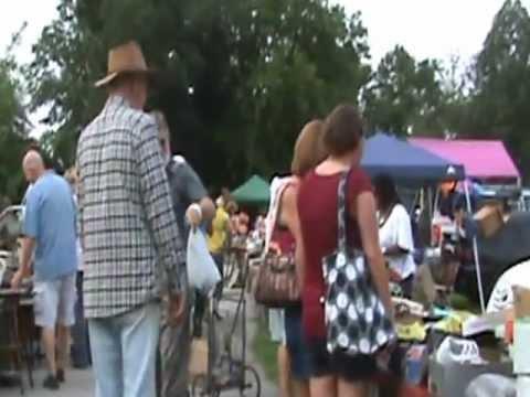 Smiley's Flea Market, Macon, GA