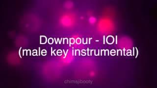 Gambar cover Downpour - IOI male key instrumental   chimsjibooty