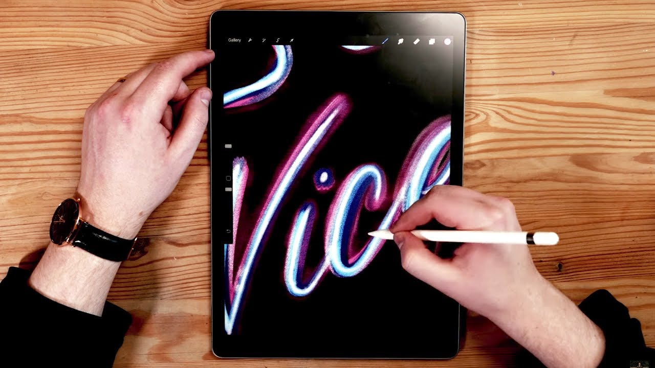 The Designers Review Of The NEW 12 9 Apple iPad Pro Second Gen 2017