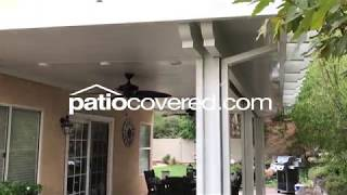 Simi Valley Aluminum alumawood patio cover