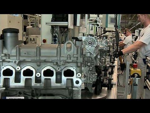 Volkswagen теперь двигатели российской сборки