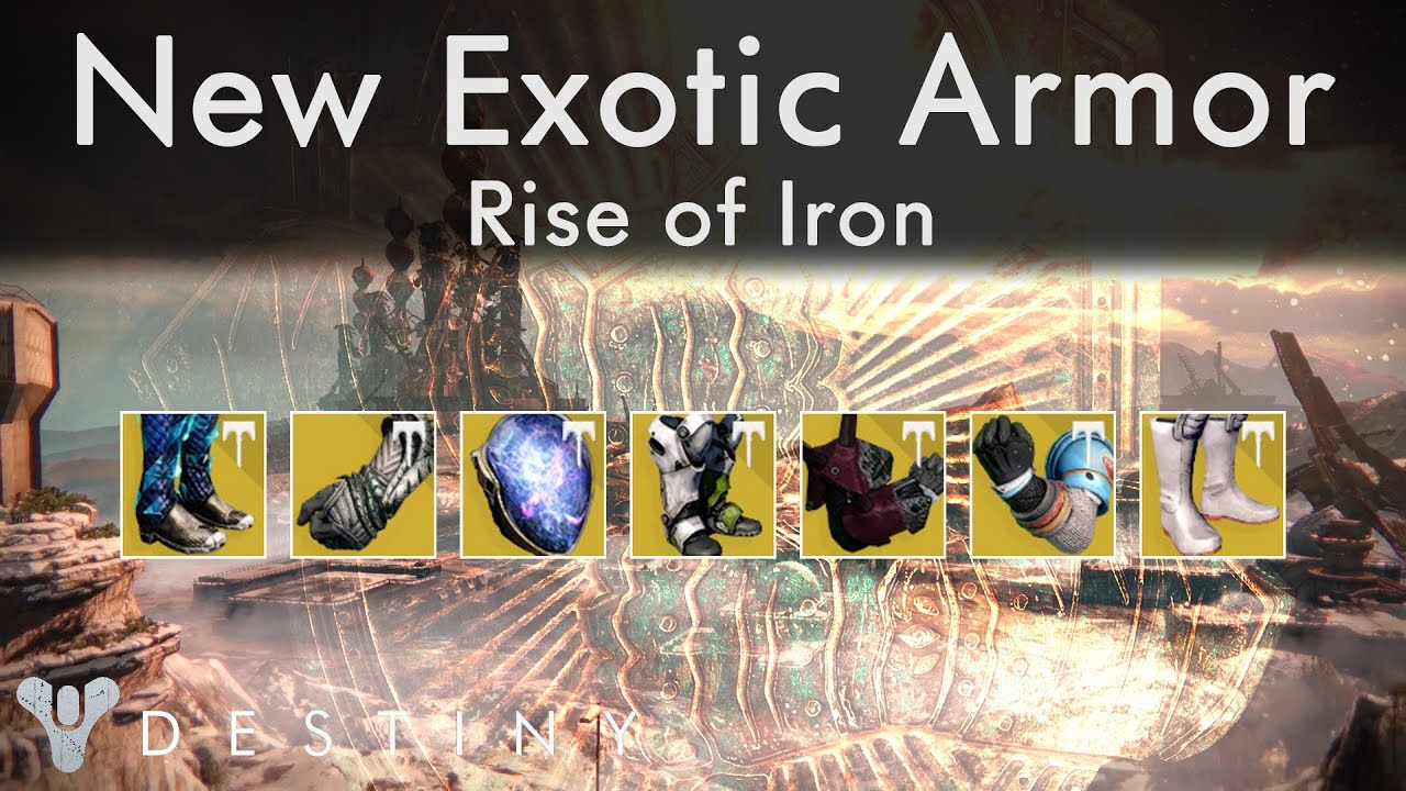 the exotic armor of - photo #33