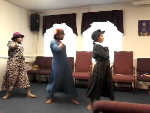 Perfected Praise Dance Ministry Solid Rock international ...