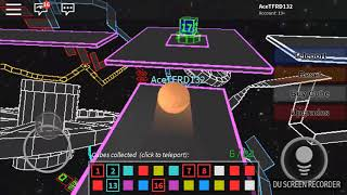 COMPLETING THE UNIVERSE EVENT IN GRAVITY SHIFT ( ROBLOX UNIVERSE EVENT )