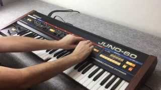 A few moments with the Roland Juno-60 - MIDIVERSE - TV