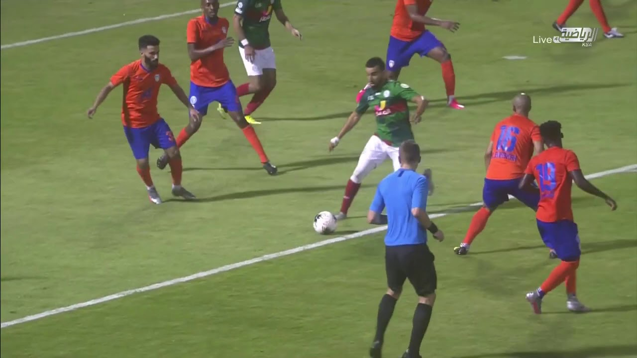 ملخص أهداف مباراة الاتفاق 3 - 2 الفيحاء | الجولة 24 | دوري الأمير محمد بن سلمان للمحترفين 2019-2020