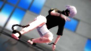 【Tokyo Ghoul MMD】Kaneki & Haise - Techno Break Dance