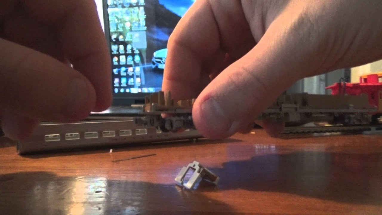 Installing Kato Led Lighting Kit Youtube How To Wire A Switch