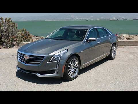 Cadillac CT6 sets a new course, without a wreath (CNET On Cars, Episode 93)