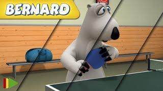 Bernard Bear | Zusammenstellung von Folgen | Tischtennis