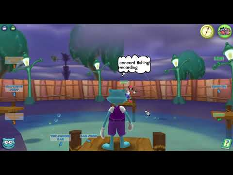 Toontown Rewritten Concord Fishing Ep 1