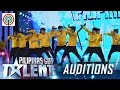 Pilipinas Got Talent Season 5 Auditions:  X-breaker - Hip-hop Dance Group video