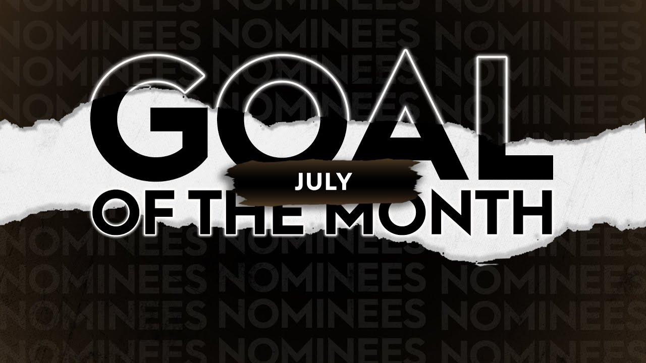 USL Championship Goal of the Month Nominees | July
