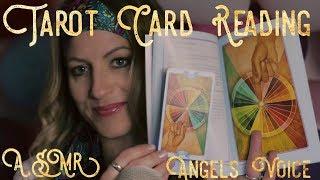 [ASMR] Reading Your Tarot (Whispered)
