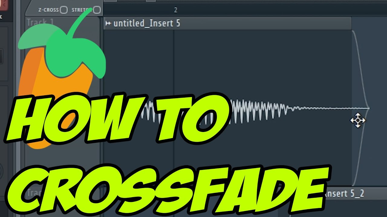How To Cross Fade ( Declick ) In FL Studio 12