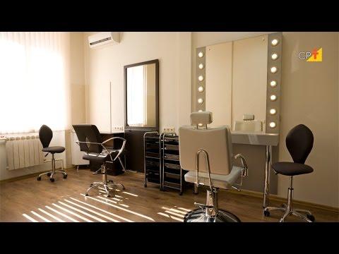 Layout de um Salão - Curso a Distância Como Montar e Administrar um Salão de Beleza do CPT