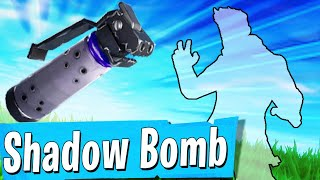 *NEW* Fortnite Shadow Bomb Item | INVISIBILITY GLITCH! | 8.51 Patch