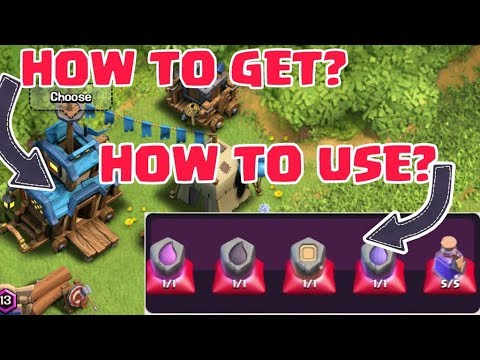 NEW MAGIC ITEMS IN CLASH OF CLANS. HOW TO USE THEM.