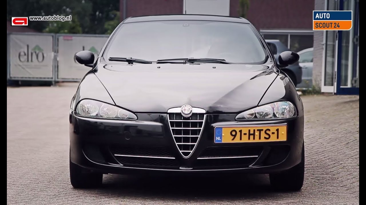 alfa romeo 147 review my2001 2010 youtube. Black Bedroom Furniture Sets. Home Design Ideas