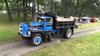 1970 Brockway 361 Dump Truck
