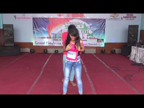 UGT - Haldwani audition - Duet dance Krishna/mahi