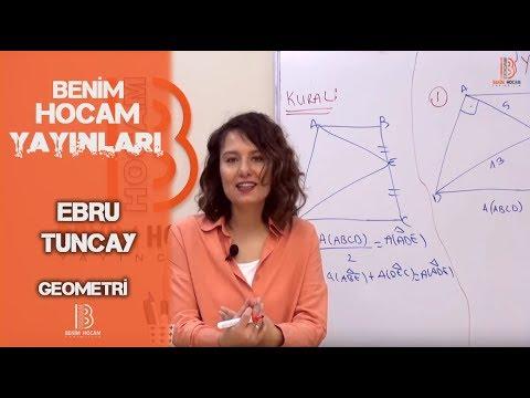 12)Ebru TUNCAY - Kenarortay  (YKS-Geometri)2019