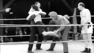 charlie chaplin Funny Boxing