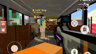 Hot pixel gun sex scene