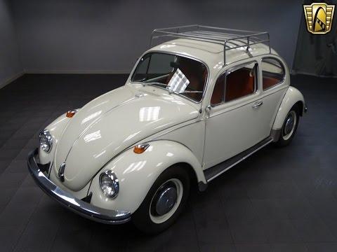 1969 Volkswagen Beetle Stock # 740-DET