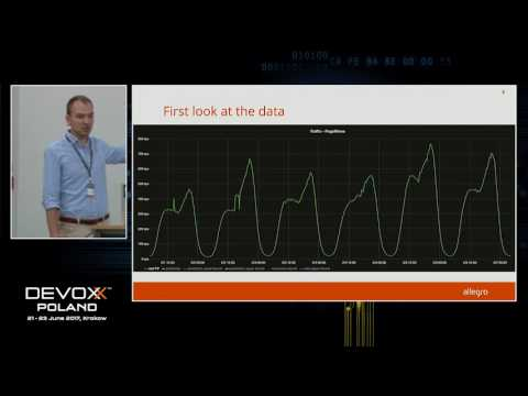 Anomaly detection in real time a k a  simplicity is the ultimate sophistication by Piotr Guzik