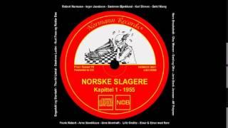 Bare se, Nå Titter Solen Frem Igjen - Frank Robert (Norske Slagere Kapittel 1- 1955)