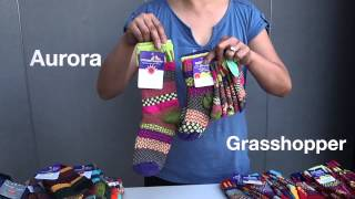 Solmate Socks - Fun & Funky Mismatched Socks