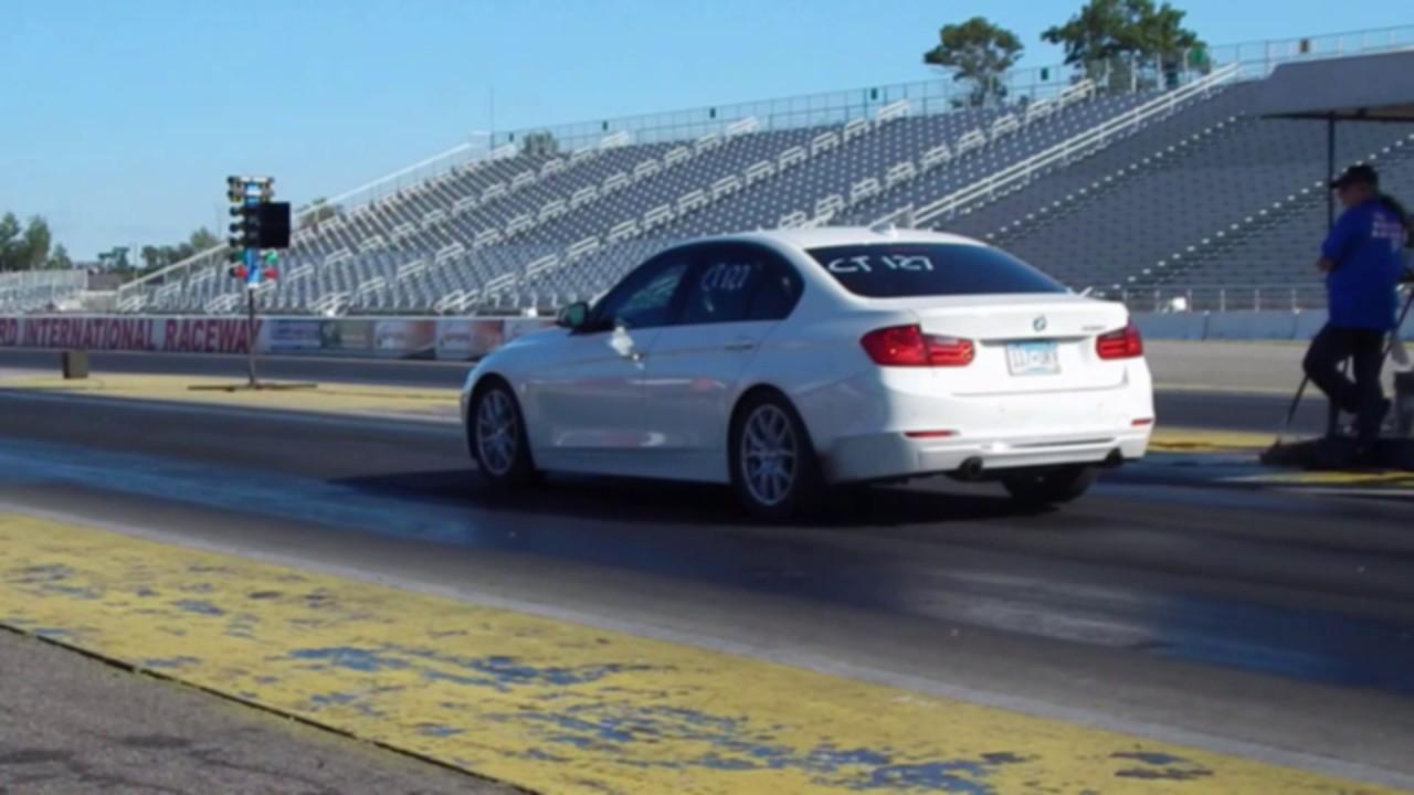 Speedtech BMW 335i N55 Stage 3 EFR7670 Track Runs