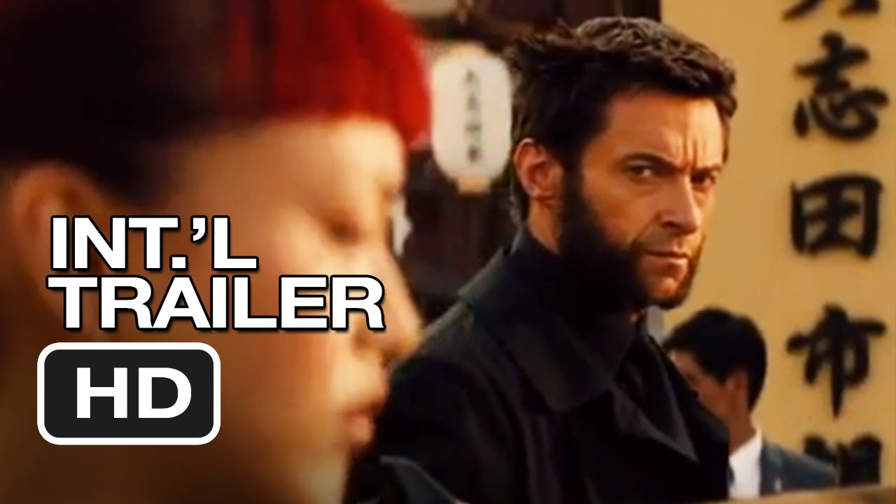 The Wolverine Official International Trailer #1 - Hugh ...