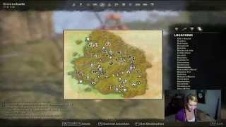 Greenshade Treasure Map #6 - The Elder Scrolls Online