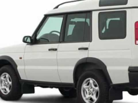 Land Rover Discovery Seri, Suburban Volvo Palm Beach-