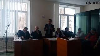 Суд: Адвокат Буркин против Адвокатской палаты Башкирии. Запись прямой трансляции 25.12.17