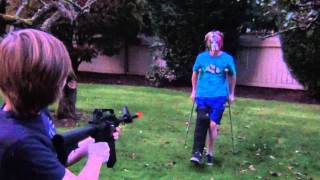 The Cripple Warrior