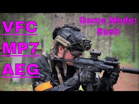 Gamemode RUSH | VFC MP7 AEG GAMEPLAY