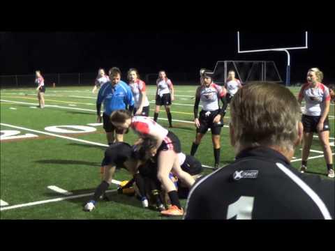 Vancouver Highlanders Girls Rugby v Cougars
