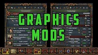 Graphics Mods for Europa Universalis 4